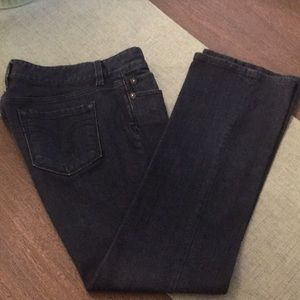 Ann Taylor Loft Curvy Boot Cut Jean